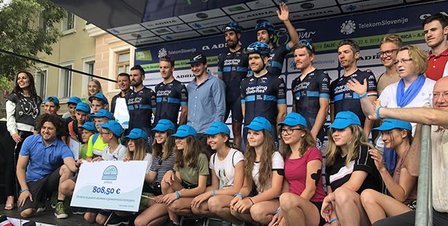 Team type 1 diabetes – izziv kolesarjenja s SBT1